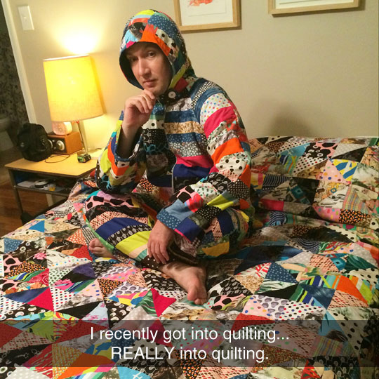 funny-colors-quilt-bed-pajama