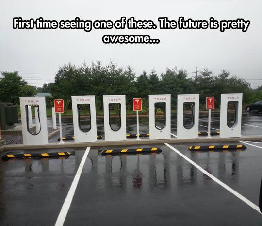 Tesla Car Chargers
