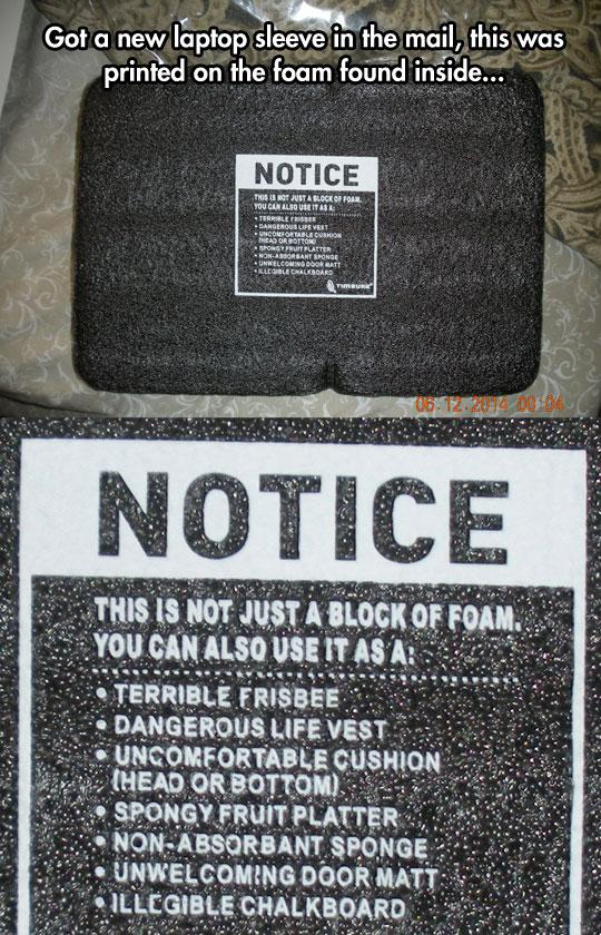 funny-foam-block-notice-uses