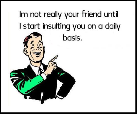 True Friendship Indicator