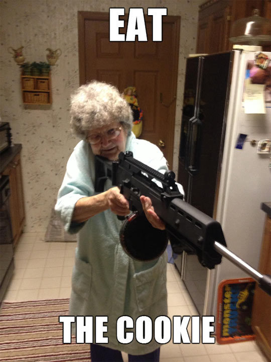 Every Time I Visit My Grandma