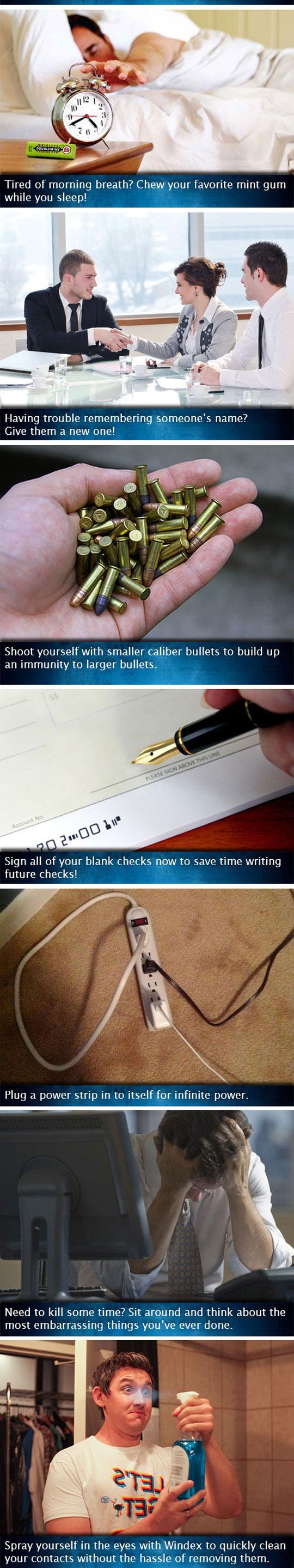 funny-helpful-tips-bullets-immunity