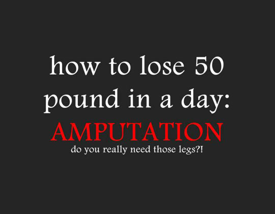 funny-how-lose-pound-amputation-legs