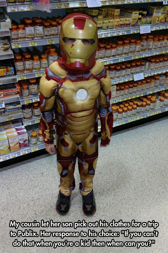 Tiny Stark
