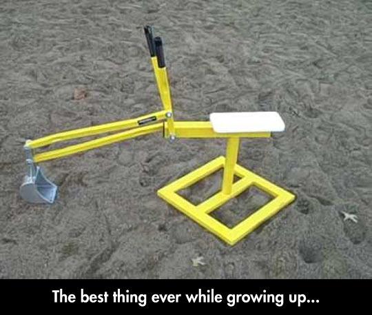 funny-kid-toy-machine-excavator-sand