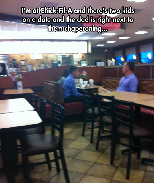 The Saddest Date Ever
