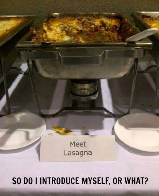 Meet Lasagna
