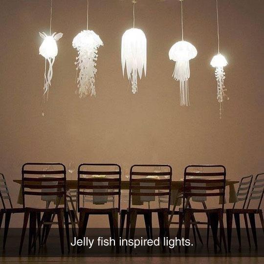 Very Beautiful Undersea Lights