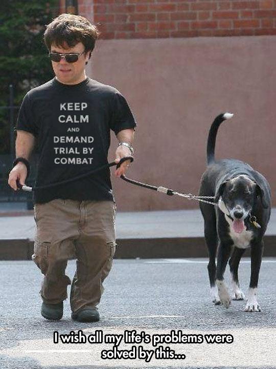 funny-little-people-walking-dog-keep-calm-shirt