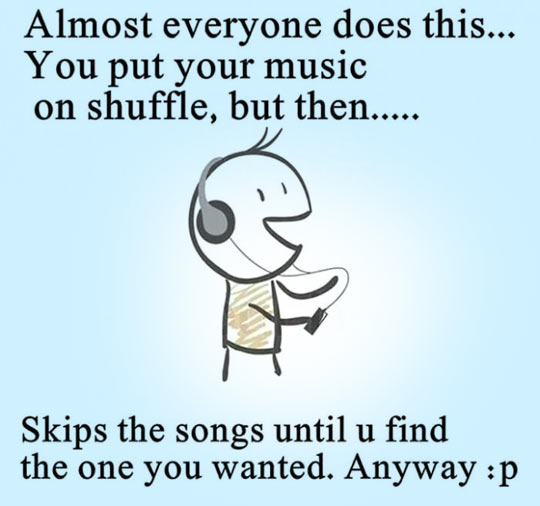 How Shuffle Works