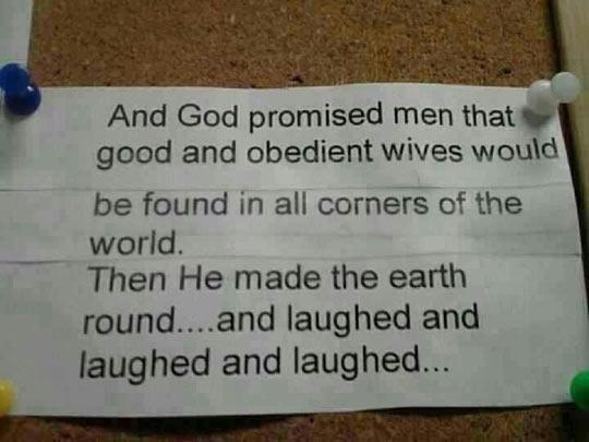 God Promised