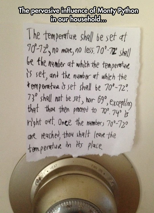 funny-note-Monty-Python-temperature-thermostat