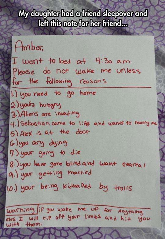 funny-note-sleepover-wake-up-reasons