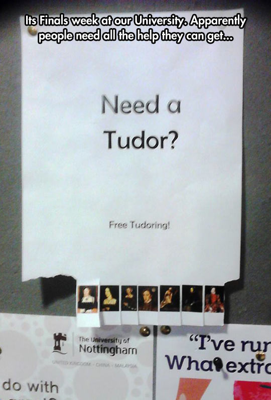 funny-note-university-Tudor-offering