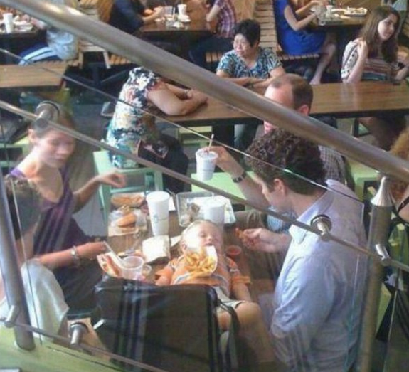 funny-people-passed-out-baby-shake-shack