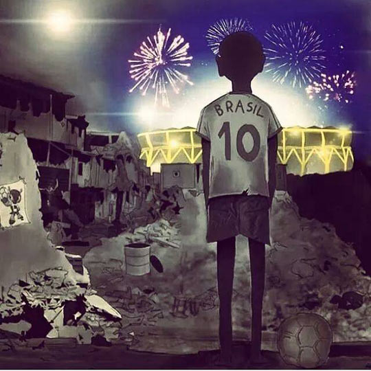 World Cup For Some People