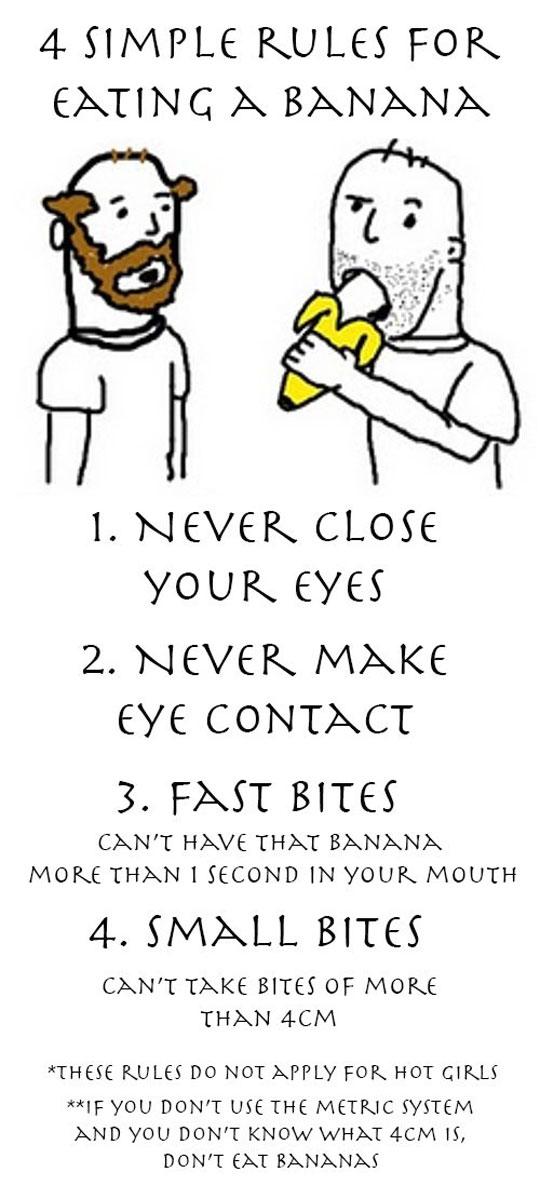 funny-rules-eating-banana-eye-contact