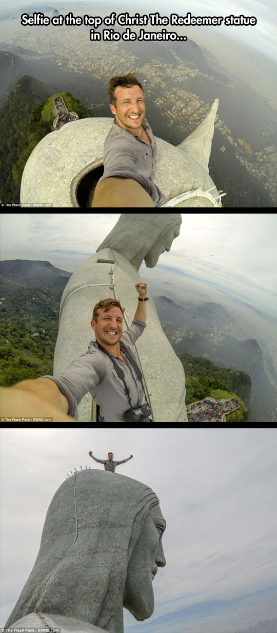 This Selfie Made Me Tingle