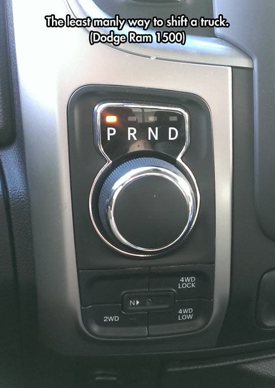 Hold On, I'm Trying To Tune My Car Into Drive