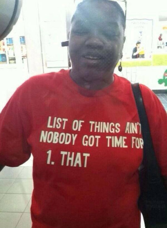 Best Shirt I've Seen In A Long Time