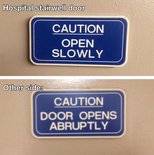 funny-sign-hospital-door-open