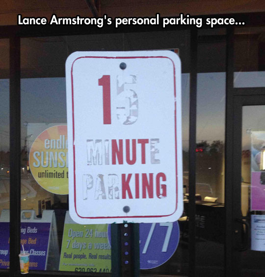 Wait, Whose Parking Spot Is This?