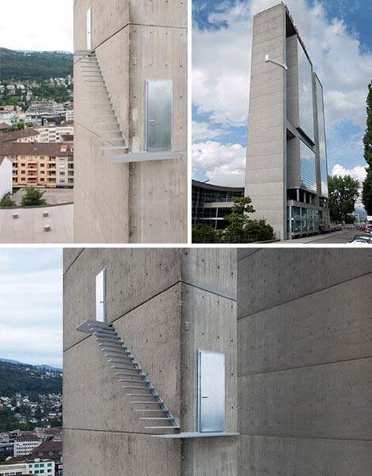 What Was The Architect Thinking?