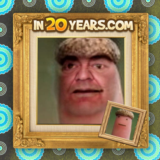 Thumb In 20 Years