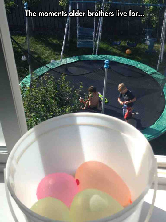 funny-water-filled-balloons-little-brother