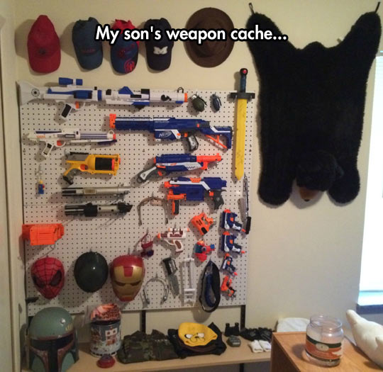 funny-weapon-cache-mask-swords-hat