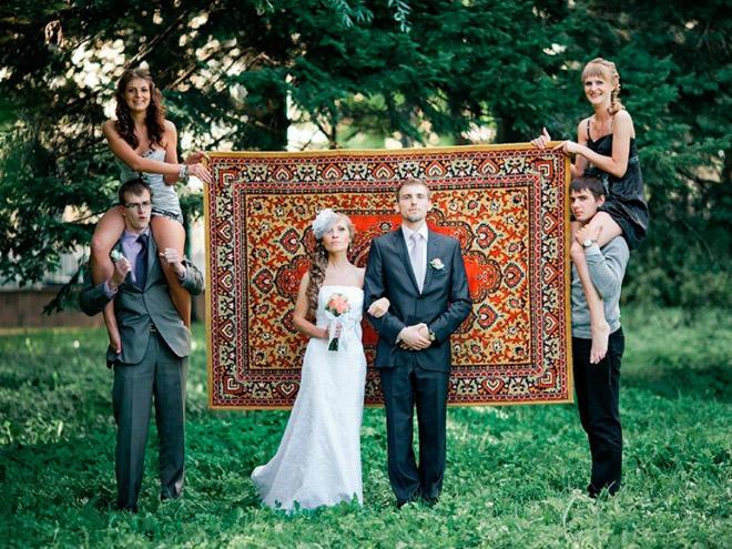 Кто какие свадьбы делал