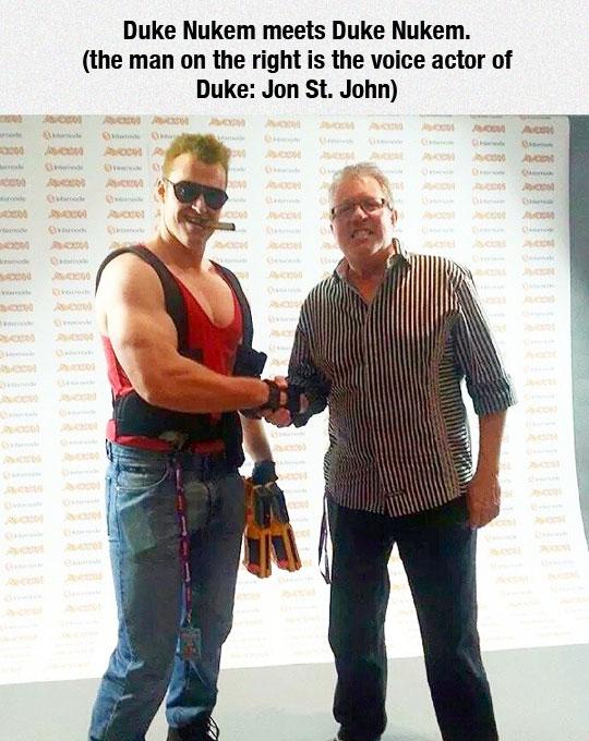 Duke Meets Duke
