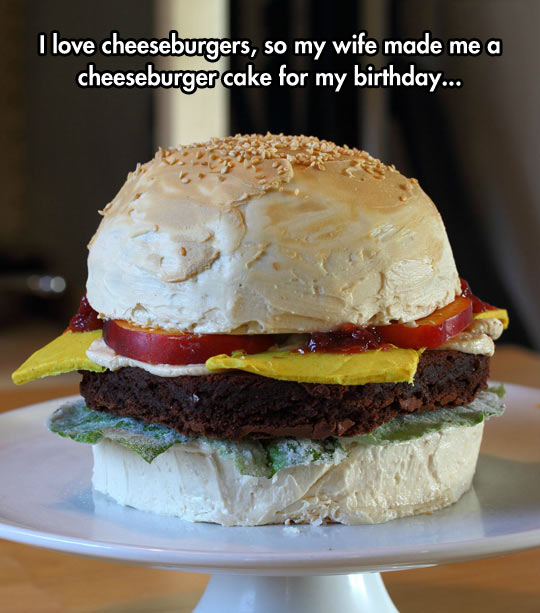 And Looks Delicious