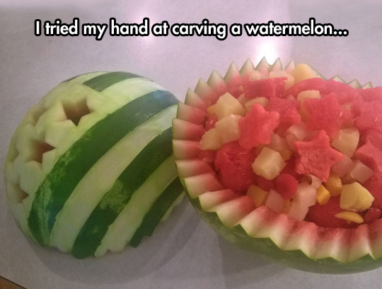cool-carving-watermelon-US-flag