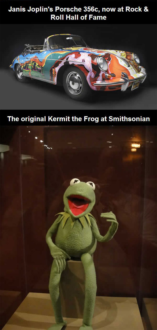 cool-history-objects-important-humanity-Kermit