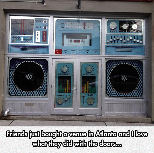 Cool Venue Decoration