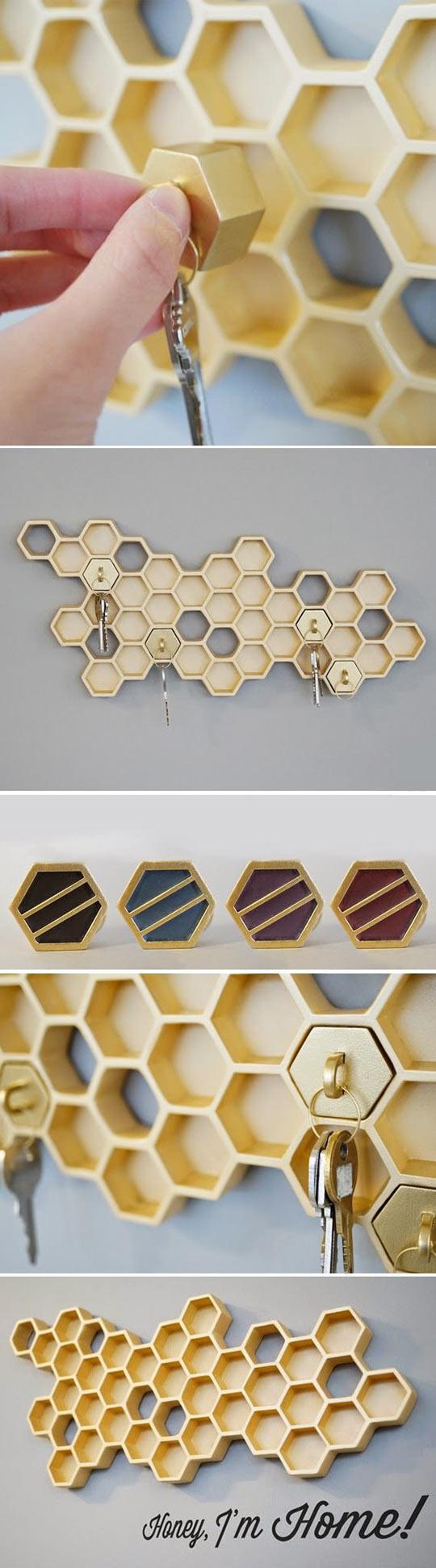 cool-key-holder-honey-design
