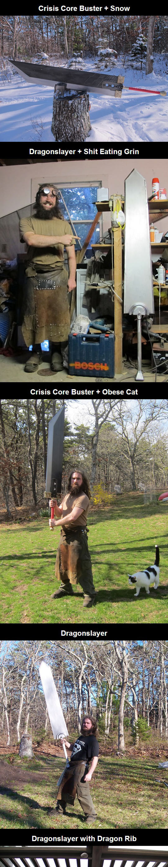 This Guy Make Swords