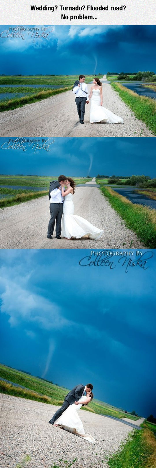 The Most Amazing Wedding Photo-Shoot Ever