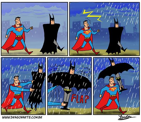 Batman Is Always Useful