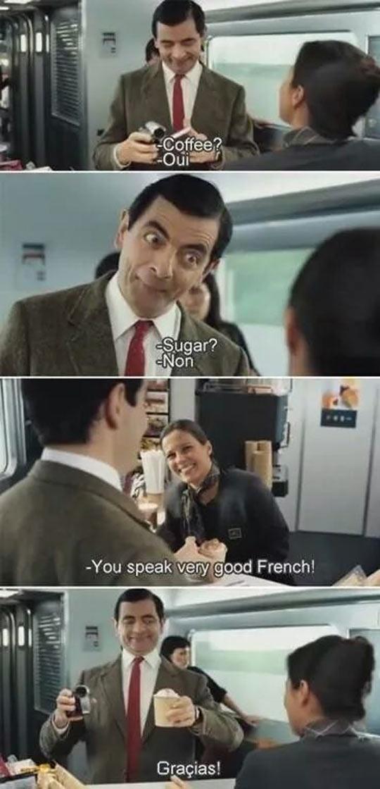 Oh Mr Bean