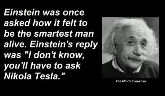 The Smartest Man Alive