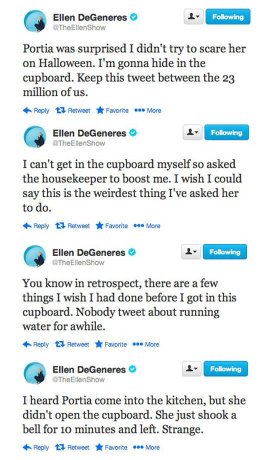 funny-Ellen-DeGeneres-Twitter-married-life