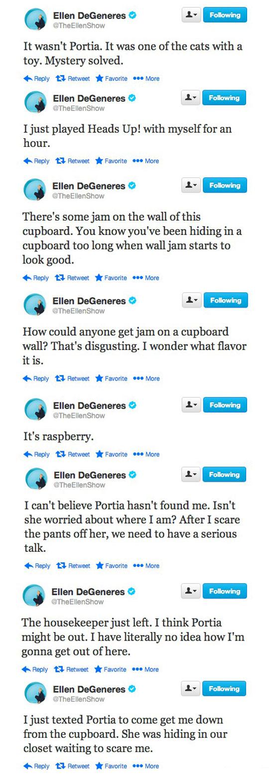 funny-Ellen-Tweets-wife-Portia