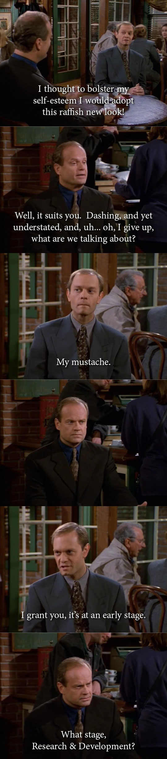 Whenever I Try To Grow Facial Hair
