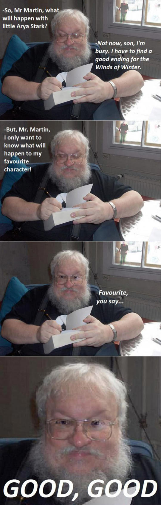 funny-George-Martin-character-writing