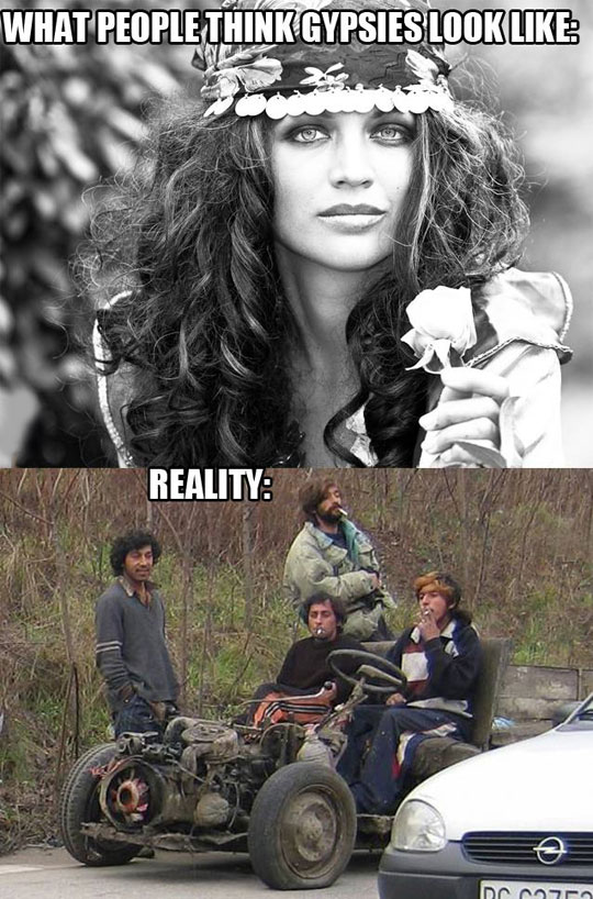 The Biggest Misconception About Gypsies