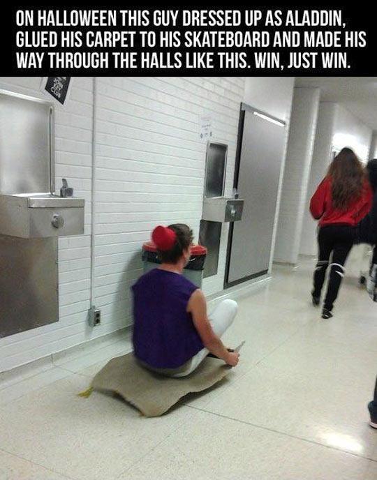 funny-Halloween-Aladdin-disguise-skateboard