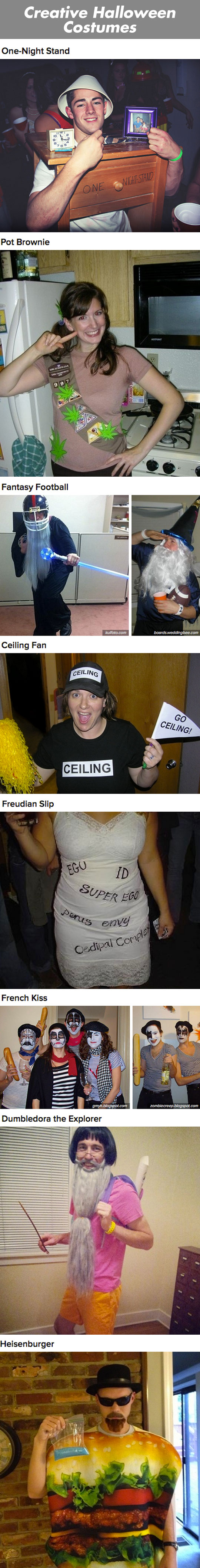 The Most Creative Halloween Costumes