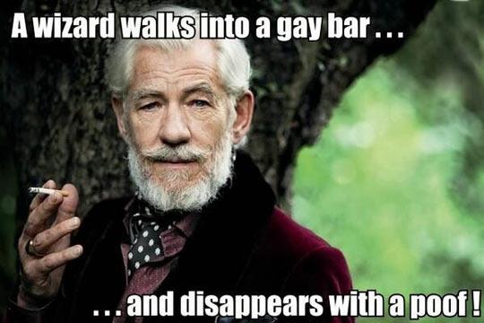 A Gay Wizard